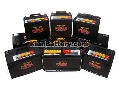 1332563266 انواع باتریهای اتومبیل