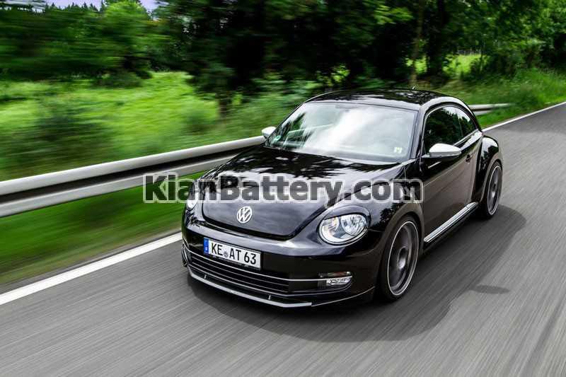 2015 Volkswagen Beetle باتری فولکس بیتل