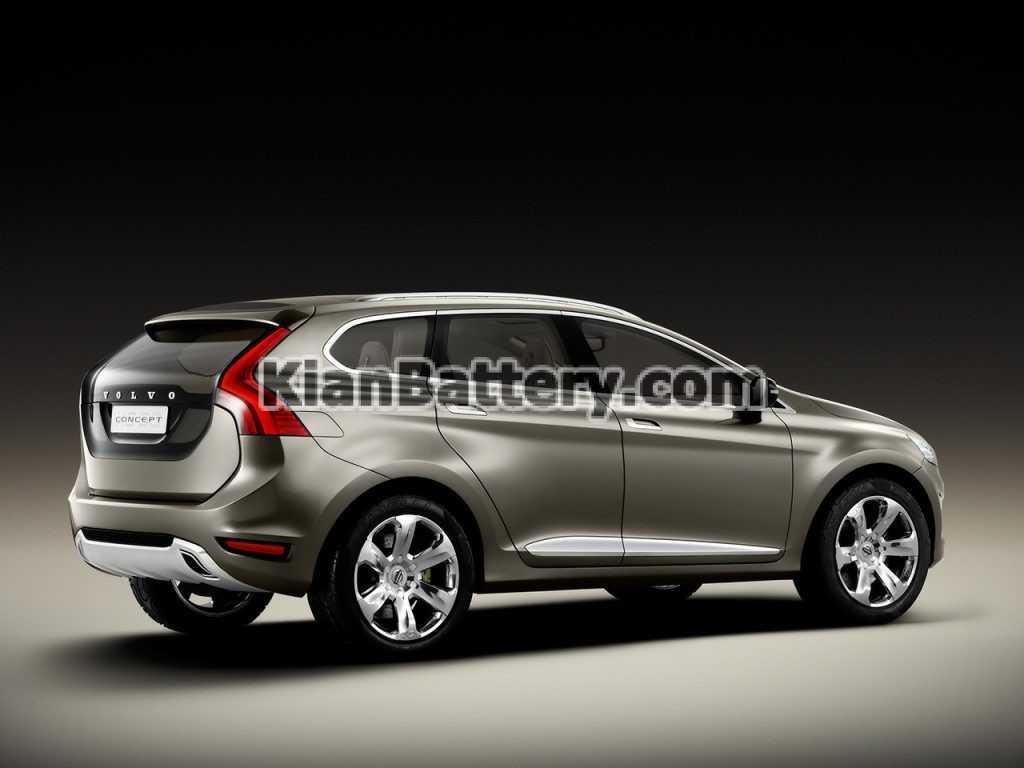 2015 Volvo XC60 1024x768 باتری ایکس سی 60