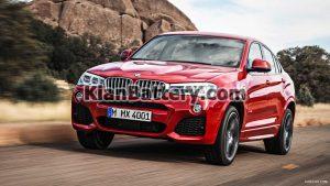 2016 BMW X4 300x169 باتری مناسب خودروهای بی ام و