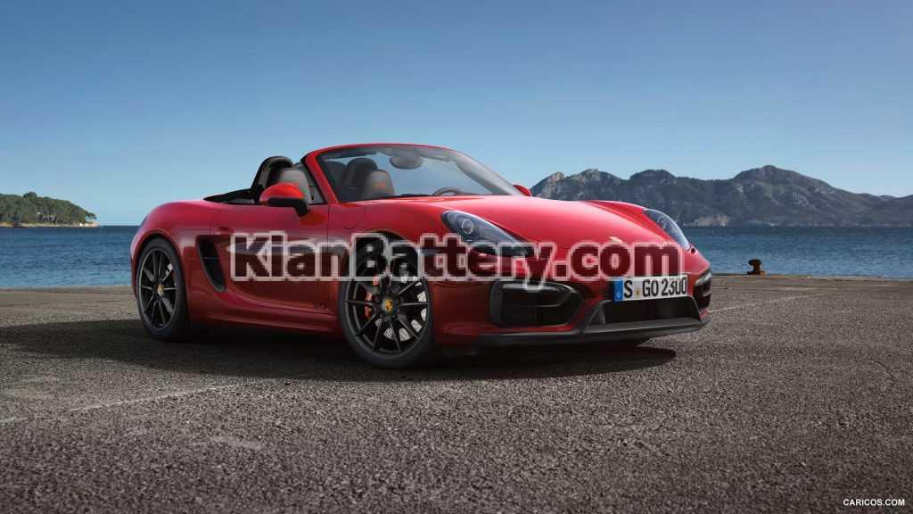 2016 Porsche Boxter 1024x576 باتری پورشه باکستر