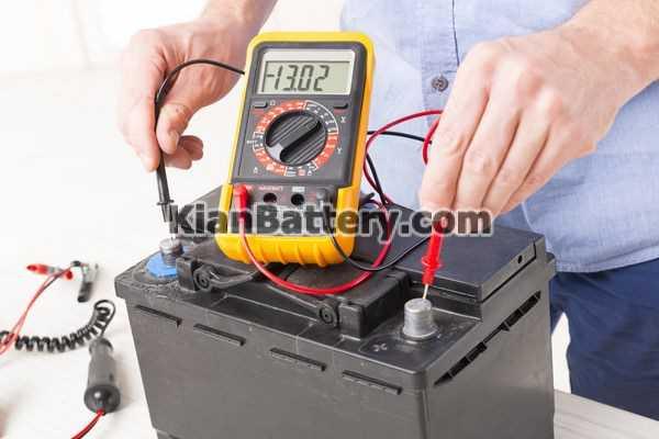 96 09 c06 1613 ولتاژ باتری چیست؟