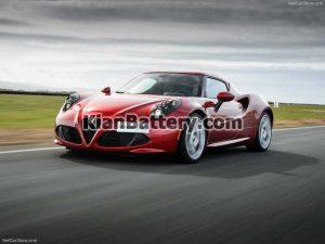 Alfa Romeo 4C 300x225 باتری آلفارومئو