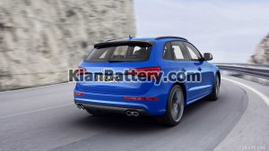 Audi Q5 300x169 باتری مناسب خودروهای آئودی