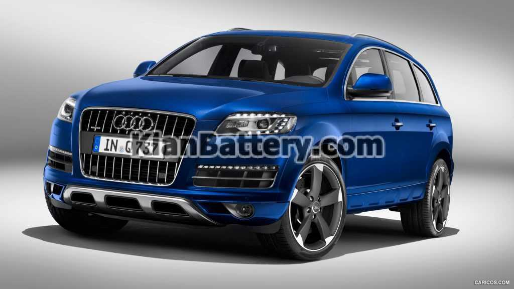 Audi Q7 1024x576 باتری آئودی Q7