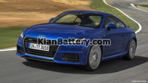 Audi TT 300x169 باتری مناسب خودروهای آئودی