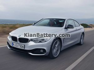 BMW Series 4 Coupe 2014 300x225 باتری بی ام و