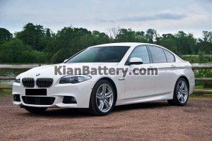 BMW Series 5 Sedan 2011 300x200 باتری مناسب خودروهای بی ام و