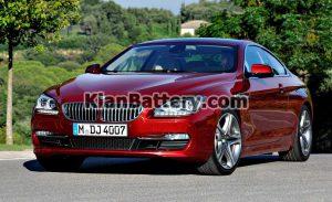 BMW Series 6 Coupe 2013 300x183 باتری مناسب خودروهای بی ام و