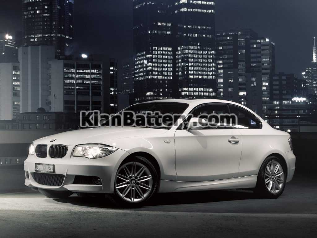 BMW Series1 Coupe 2012 1024x768 باتری بی ام و 120