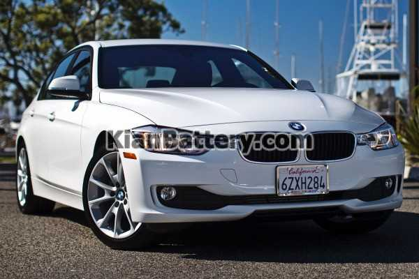 BMW Series3 Sedan 2014 باتری بی ام و 325