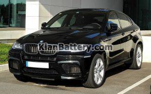 BMW X6 2011 300x186 باتری بی ام و