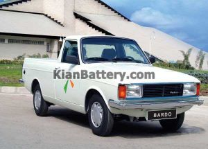Bardo 300x215 باتری مناسب خودروهای ایرانخودرو