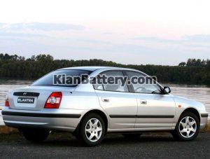 Hyndai Elantra 2003 2006 1 300x227 باتری مناسب خودروهای هیوندای