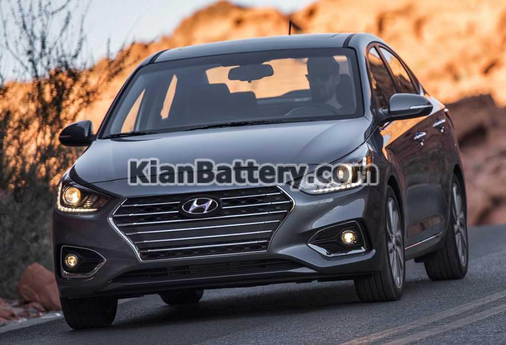 Hyundai Accent 2017 2018 3 1024x699 باتری هیوندای اکسنت