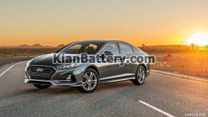 Hyundai Sonata 2018 2019 1 300x169 باتری مناسب خودروهای هیوندای