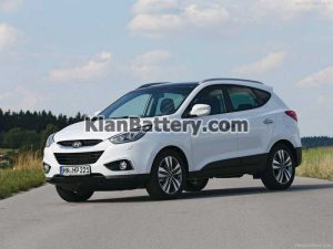 Hyundai Tucson 2012 300x225 باتری مناسب خودروهای هیوندای