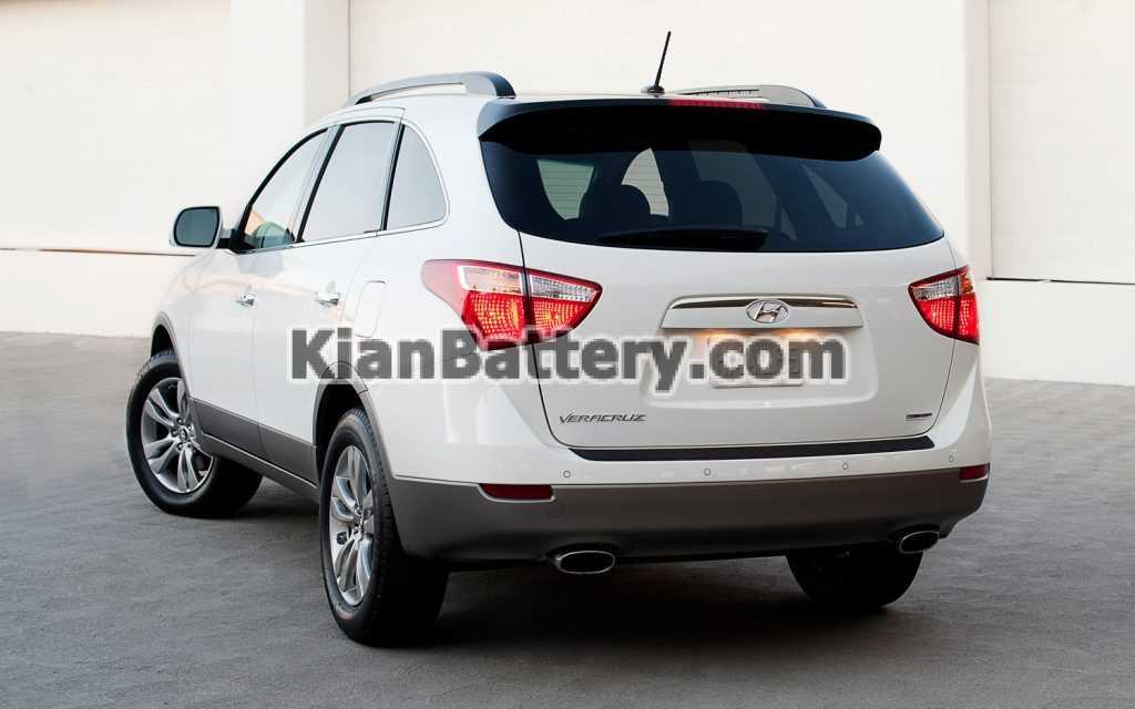 Hyundai ix55 2010 1024x640 باتری هیوندای IX55