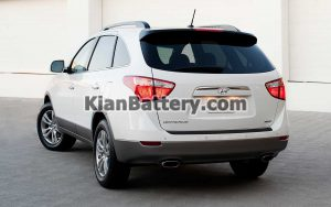 Hyundai ix55 2010 300x188 باتری مناسب خودروهای هیوندای