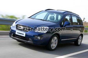 Kia Carens 2007 300x200 باتری مناسب خودروهای کیا