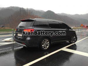 Kia Carnaval 300x225 باتری مناسب خودروهای کیا