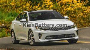 Kia Optima 2016 2018 1 300x169 باتری مناسب خودروهای کیا