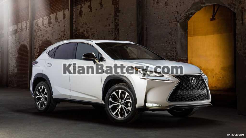 Lexus NX200t 2014 2017 2 1024x576 باتری لکسوس ان ایکس 300