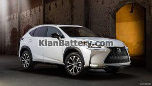 Lexus NX200t 2014 2017 2 300x169 باتری مناسب خودروهای لکسوس