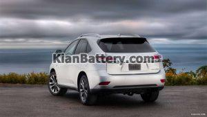 Lexus RX350 2012 2015 2 300x169 باتری مناسب خودروهای لکسوس