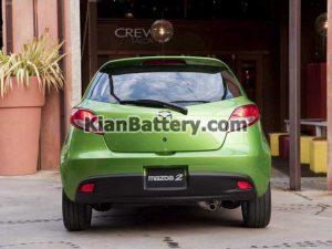 Mazda 2 300x225 باتری مناسب خودروهای مزدا