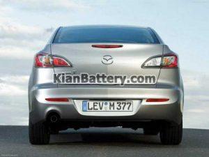 Mazda 3 300x225 باتری مناسب خودروهای مزدا