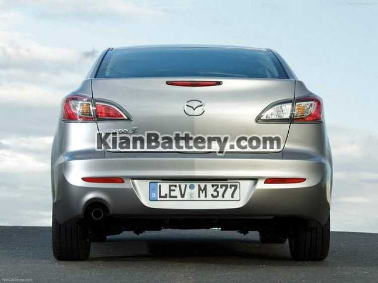 Mazda 3 باتری مزدا 3