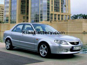Mazda 323 300x225 باتری مناسب خودروهای مزدا
