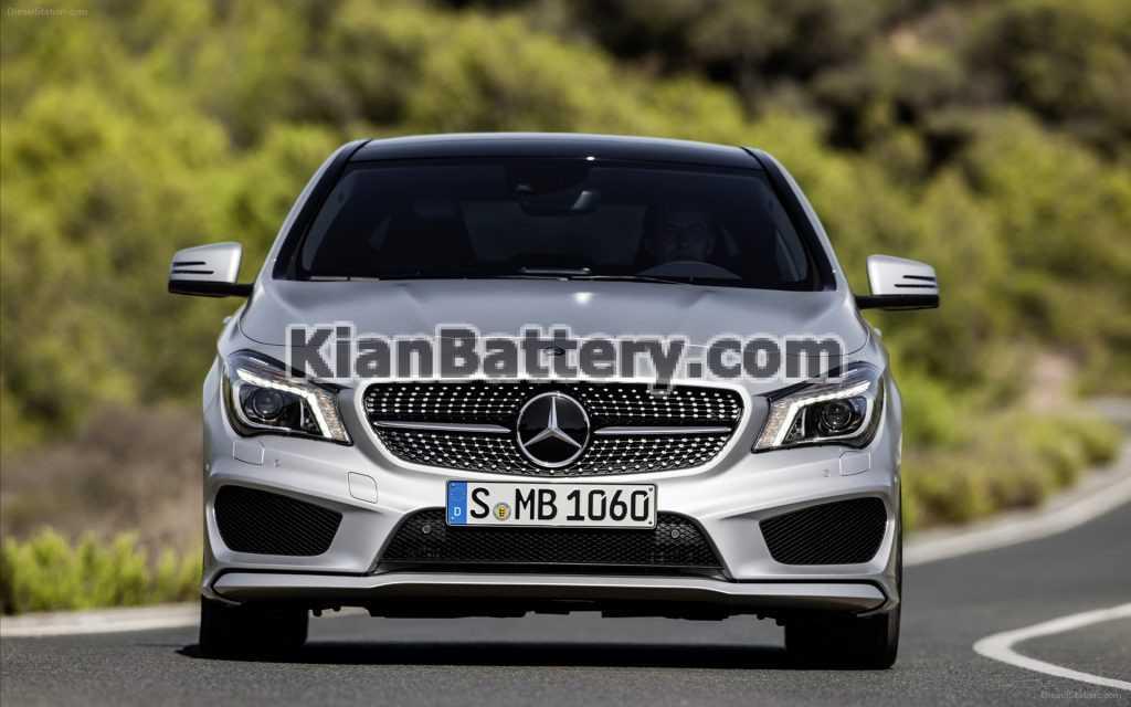 Mercedes Benz CLA 2014 1024x640 باتری بنز CLA200
