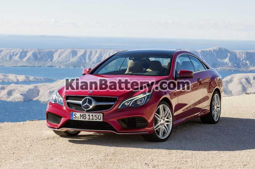 Mercedes Benz E class Coupe 2014 1024x682 باتری بنز E350 کوپه