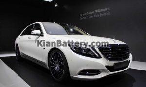 Mercedes Benz S class 2015 300x179 باتری مناسب خودروهای مرسدس بنز