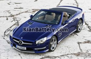 Mercedes Benz SL 2015 300x193 باتری مناسب خودروهای مرسدس بنز