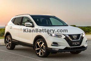 Nissan Qashqai 2015 2018 1 300x203 باتری مناسب خودروهای نیسان