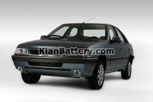 Peugeot 405 300x200 باتری مناسب خودروهای ایرانخودرو