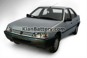 Peugeot Roa 300x200 باتری مناسب خودروهای ایرانخودرو