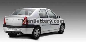 Renault Logan 300x147 باتری مناسب خودروهای ایرانخودرو