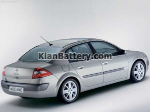 Renault Megan 300x225 باتری مناسب خودروهای رنو