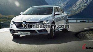 Renault Talisman 300x168 باتری مناسب خودروهای رنو