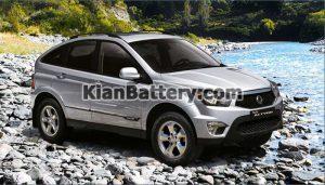 Ssangyong Actyon 300x171 باتری سانگ یانگ