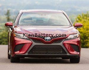 Toyota Camry 2018 2 300x236 باتری مناسب خودروهای تویوتا