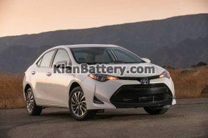 Toyota Corolla 2016 2018 4 300x200 باتری مناسب خودروهای تویوتا