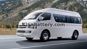 Toyota Hiace 300x169 باتری مناسب خودروهای تویوتا