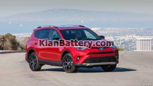 Toyota Rav4 2015 2017 3 300x169 باتری مناسب خودروهای تویوتا