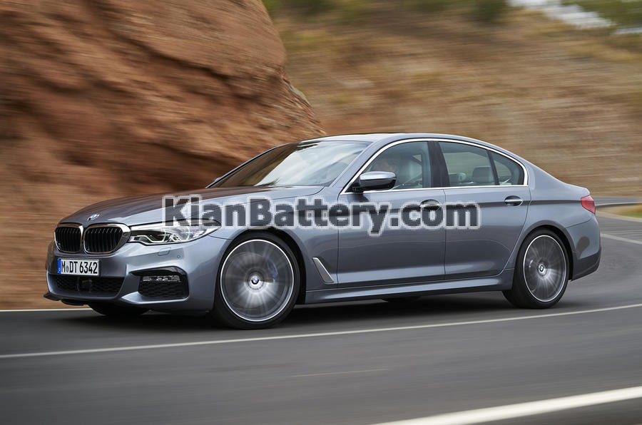 bmw 5 series web exclusive 603 باتری بی ام و 530