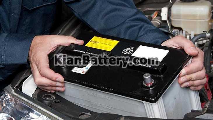 replacing car battery1 چگونه از باتری خودرو نگهداری کنیم؟